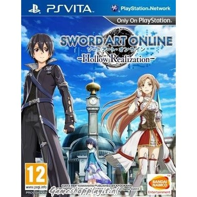 Foto van Sword Art Online Hollow Realization PSVITA