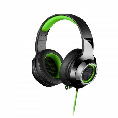 Foto van Edifier G4 7.1 Multi-Cahnnel Gaming Headphone Green (Usb) PS4