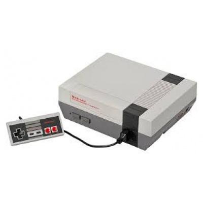 Foto van Console Nintendo 8-Bit (Nes) NES