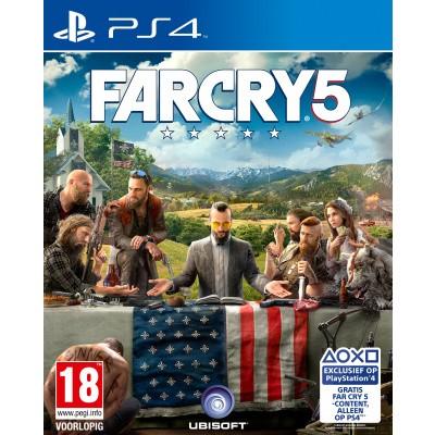 Foto van Far Cry 5 PS4