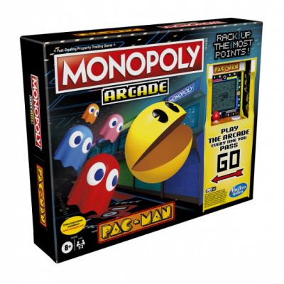 Foto van Monopoly Arcade Pacman BORDSPELLEN