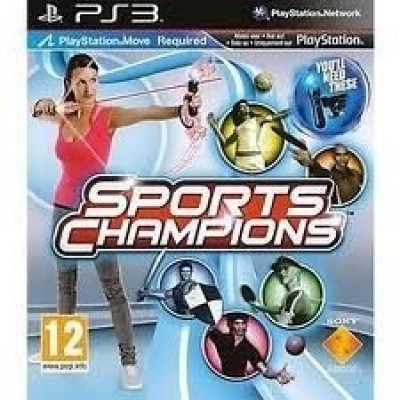 Sports Champions Move PS3