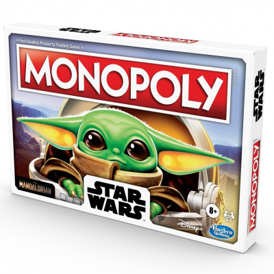Monopoly Star Wars: The Mandalorian - The Child