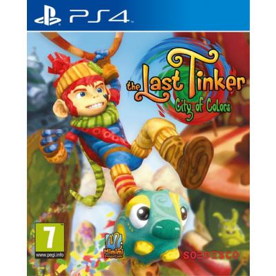 Foto van The Last Tinker: City of Colors PS4