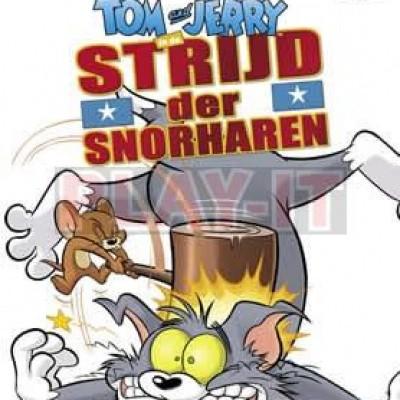 Tom & Jerry In De Strijd Der Snorha PS2