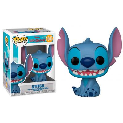 Foto van Pop! Disney: Lilo and Stitch - Smiling Seated Stitch FUNKO