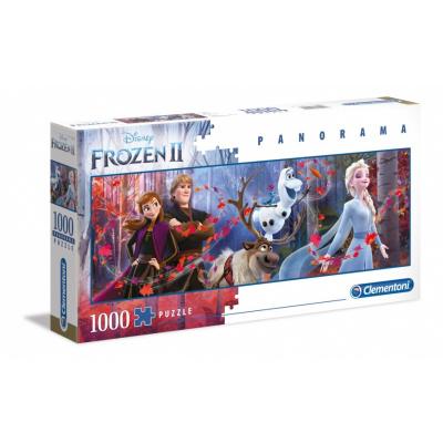 Disney Frozen 2 Panorama Puzzle 1000pc PUZZEL