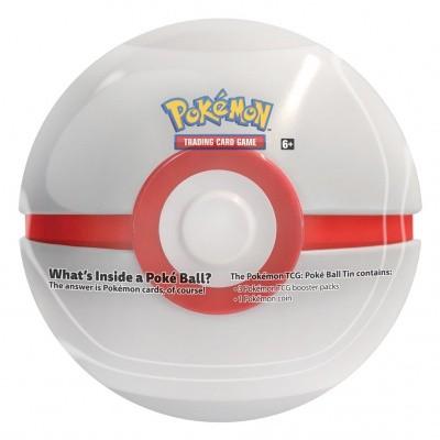 TCG Pokémon Pokéball Tin Q3 2020 - Premier Ball POKEMON