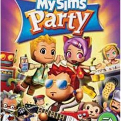 My Sims Party WII