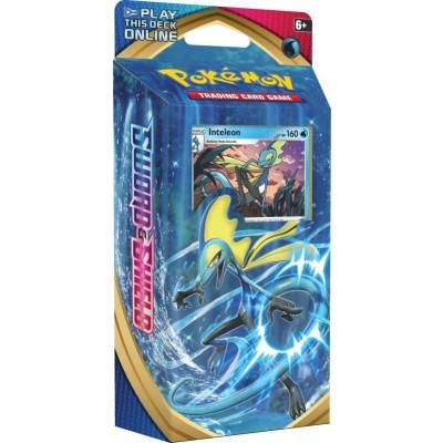TCG Pokémon Sword & Shield Theme Deck - Inteleon POKEMON