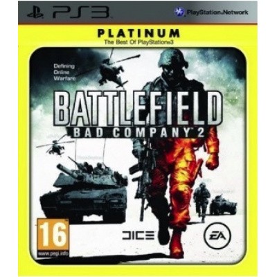 Battlefield Bad Company 2 (Platinum) PS3