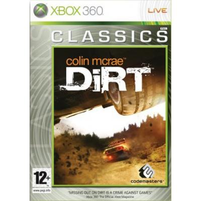 Foto van Colin Mcrae Dirt (Classics) XBOX 360
