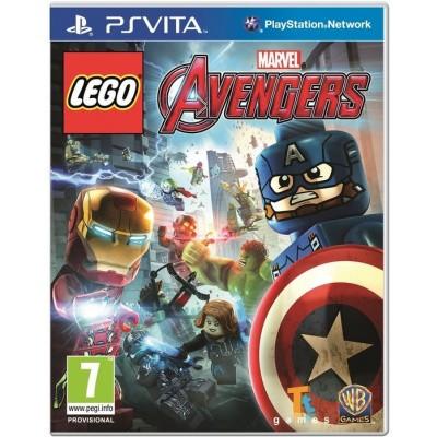 Foto van Lego Marvel Avengers PSVITA