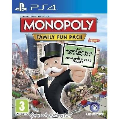 Foto van Monopoly Family Fun Pack PS4