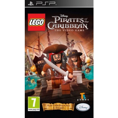 Foto van Lego Pirates Of The Caribbean The Video Game PSP