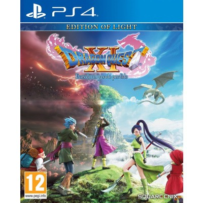 Foto van Dragon Quest XI: Echoes Of An Elusive Age PS4