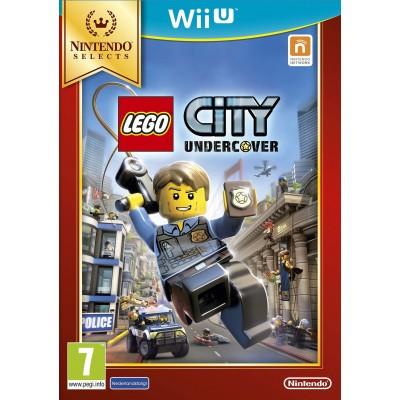 Foto van LEGO City Undercover (Selects) Wii U