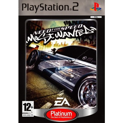 Need For Speed Most Wanted (Platinum) PS2