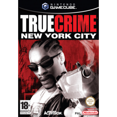 True Crime New York City Nintendo GameCube