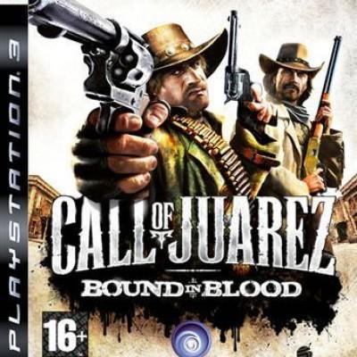 Foto van Call Of Juarez Bound In Blood PS3