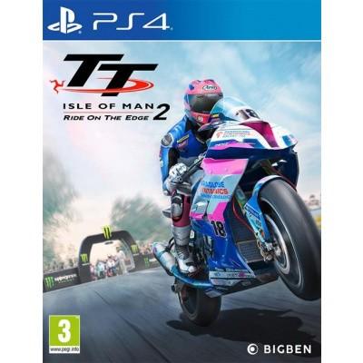 Foto van TT Isle Of Man: Ride On The Edge 2 PS4