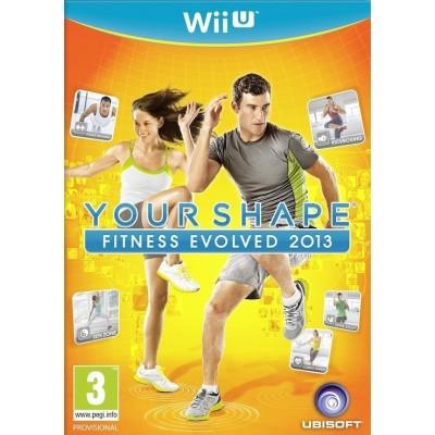 Your Shape, Fitness Evolved 2013 WII U