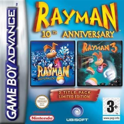 Rayman, 10Th Anniversary GBA