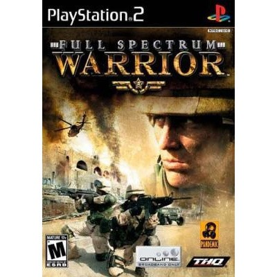 Foto van Full Spectrum Warrior PS2