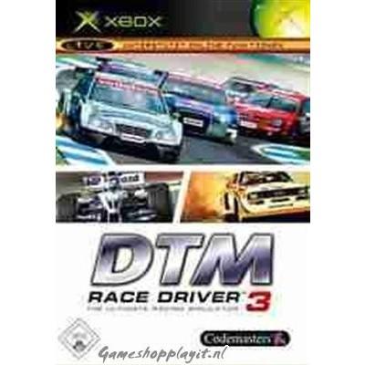 Foto van Dtm Race Driver 3 XBOX