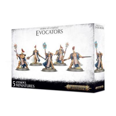 Stormcast Eternals Evocators WARHAMMER AOS