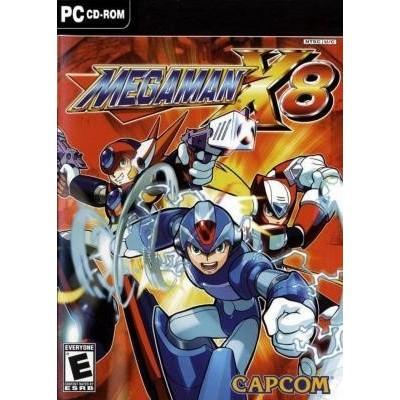 Foto van Megaman X8 PS2