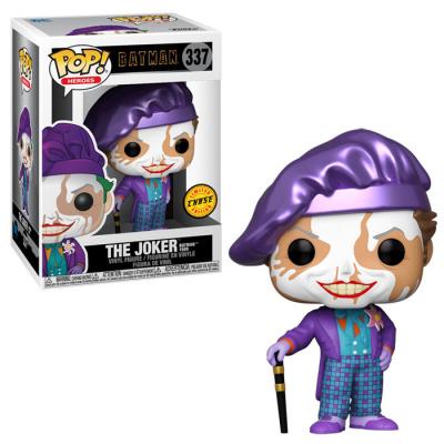 Pop! Heroes: Batman - The Joker Chase Edition FUNKO