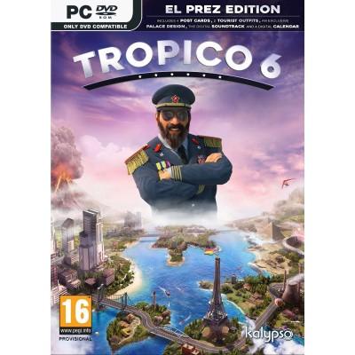 Foto van Tropico 6: El Prez Edition PC
