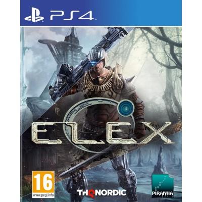Foto van Elex PS4