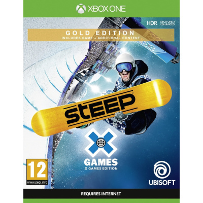Foto van Steep X Games Gold Edition Xbox One