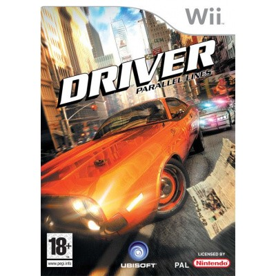 Driver Parallel Lines WII