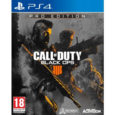 Foto van Call Of Duty: Black Ops 4 Pro Edition PS4