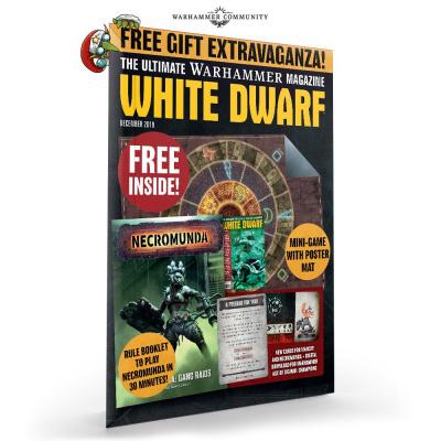 White Dwarf December 2019 WARHAMMER