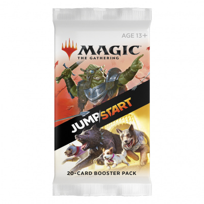 TCG Magic The Gathering Jumpstart Booster Pack MAGIC THE GATHERING