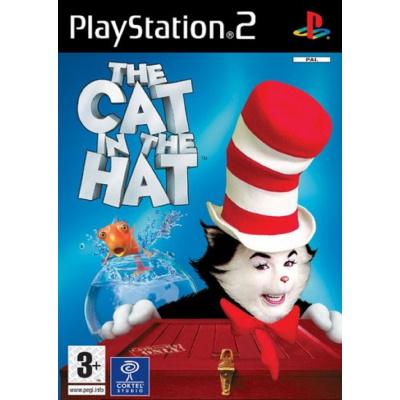 Foto van The Cat in the Hat PS2