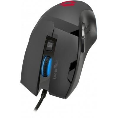 Foto van Speedlink, VADES Gaming Mouse - Zwart / Zwart