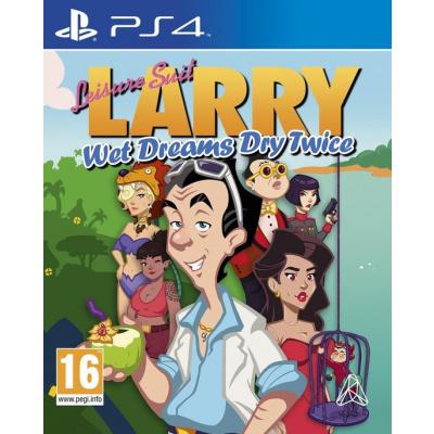 Leisure Suit Larry: Wet Dreams Dry Twice PS4