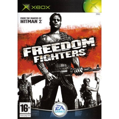 Freedom Fighters XBOX