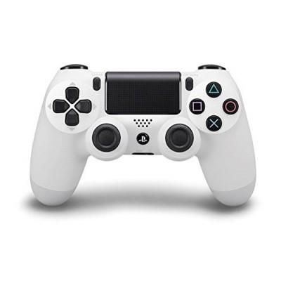 Foto van Sony Wireless Dualshock 4 Controller (Glacier White) PS4