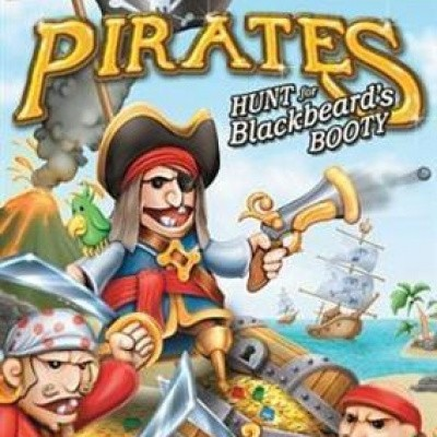Foto van Pirates Hunt For Blackbeard's Booty WII