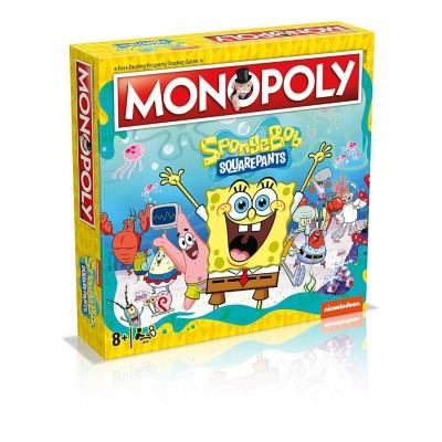 Foto van Monopoly SpongeBob Squarepants