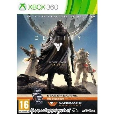 Destiny Vanguard Armoury Edition XBOX 360