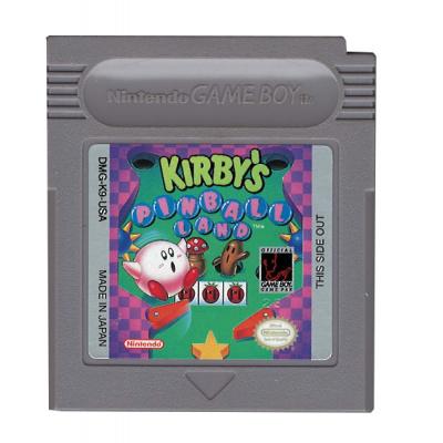Foto van Kirby's Pinball Land (Cartridge Only) GAMEBOY