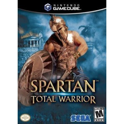 Foto van Spartan Total Warrior Nintendo GameCube