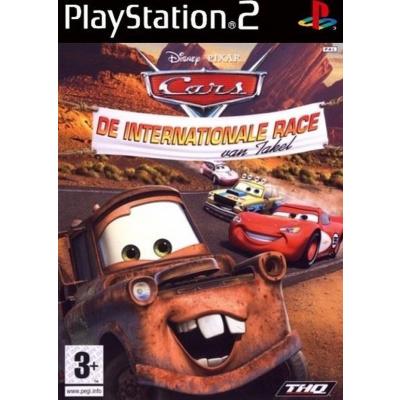Cars: De Internationale Race Van Takel PS2
